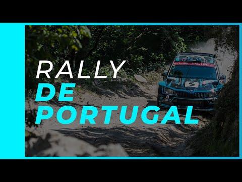 Lukasz Pieniazek - Rally De Portugal 2018