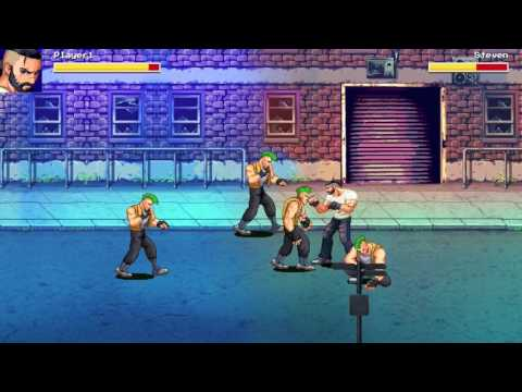 Beat 'Em Up - Game Template for Unity