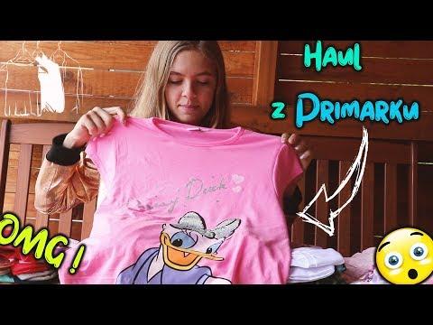 Disney Primark HAUL   /LEA