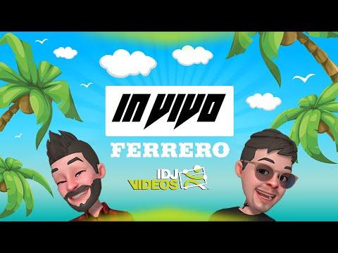 FERRERO - IN VIVO - nova pesma, tekst pesme i tv spot