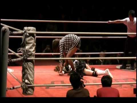 ニューハーフプロレス Shemale, Ladyboy, TS, Wrestling  Part2 (видео)