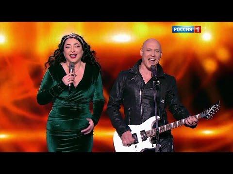 Лолита & Денис Майданов - Территория сердца (Субботний вечер)