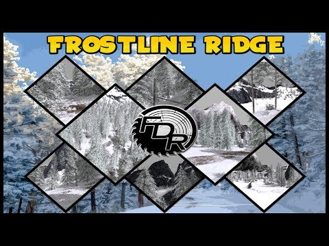 FDR Logging - Frostline Ridge Logging Map