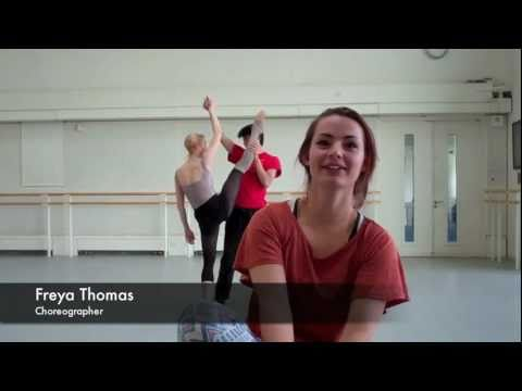 Video Blog: Young choreographer Freya Thomas