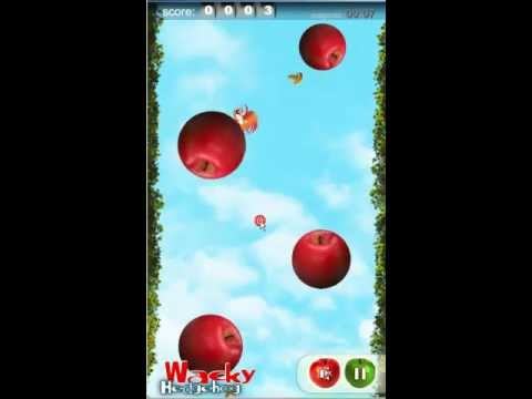 Video of Wacky Hedgehog jump (ads)