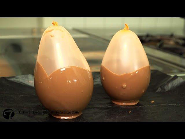 Eine süße Verführung für zu Hause | Teil 1 - Die Schokoladenhalbkugel