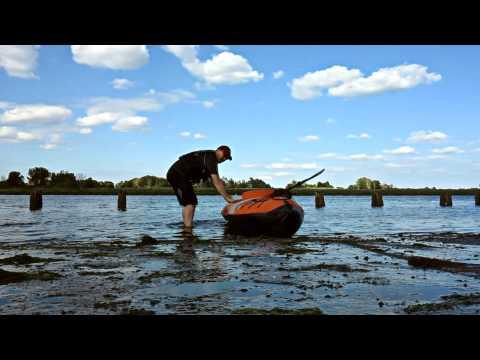 Sevylor all kayak reviews part 2 for Sevylor coleman colorado 2 person fishing kayak