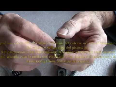 elettro-valvola caldaia ferro a vapore
