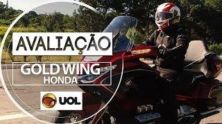 9. A MOTO HONDA GOLD WING TOUR 2019 PARECE UM CARRO!! | AVALIAÇÃO