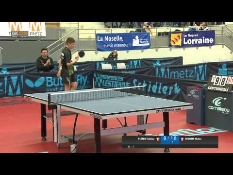 2014 French Junior & Cadet Open - Cadet Boys Final