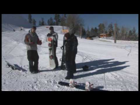 snowboard - http://members.SnowboardingForNewbies.com Learn how to snowboard following our step-by-step video instruction system. Watch and learn as we teach totally new...