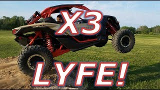 6. Finally got into a Maverick X3 XRS! It's just ABSURD! Huck! X3 vs YXZ!