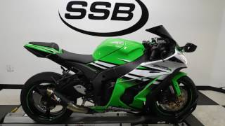 5. 2015 Kawasaki ZX 10R Anniversary– used motorcycles  for sale– Eden Prairie, MN