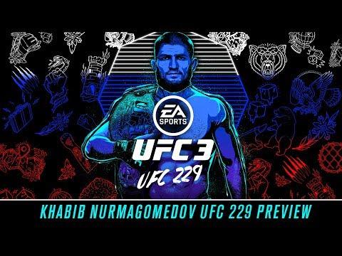 EA SPORTS UFC 3   Khabib Nurmagomedov UFC 229 Preview (видео)