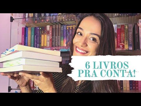 LIDOS DO MÊS DE JULHO/2020 | Os Livros Livram