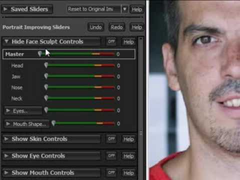 Video 1 de Portrait Professional: Tutorial básico