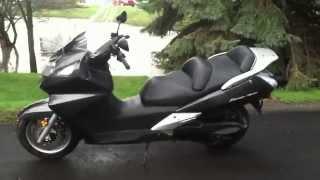 9. Very clean 2008 Honda Silverwing 600