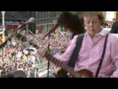 Video PAUL McCARTNEY Back In The USSR download in MP3, 3GP, MP4, WEBM, AVI, FLV January 2017