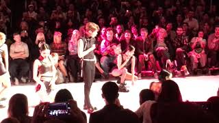 Download Lagu 171017 Seoul Fashion Week SUPERCOMMAB Show - SHINee Taemin Move Mp3