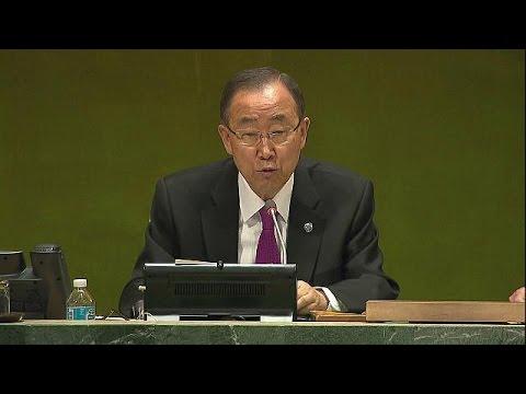 Με επίκεντρο το προσφυγικό, άνοιξε η ετήσια Γενική Συνέλευση του ΟΗΕ