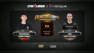 Xie Shuai (贴吧丨谢帅) vs JAB, game 1