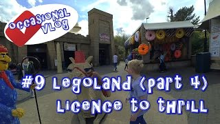 Legoland (part 4) - Licence to Thrill.