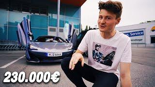 Das 600 PS Monster |McLaren 600LT | Mein nächstes Auto | EP.2