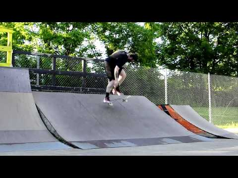 Meadville Skatepark Edit