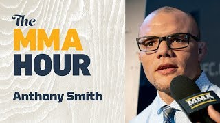 Anthony Smith Says Colby Covington Is 'The Most Skittish Person I've Ever Seen' Off Camera by MMA Fighting