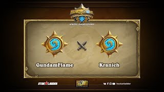 GundamFlame vs Kranich, game 1
