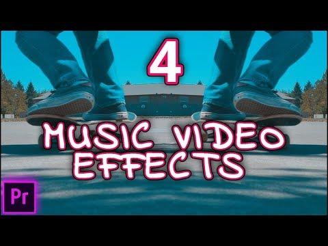 SUPER Efectos para edicion de videos musicales! Adobe Premiere Pro CC 2017 Tutorial   como