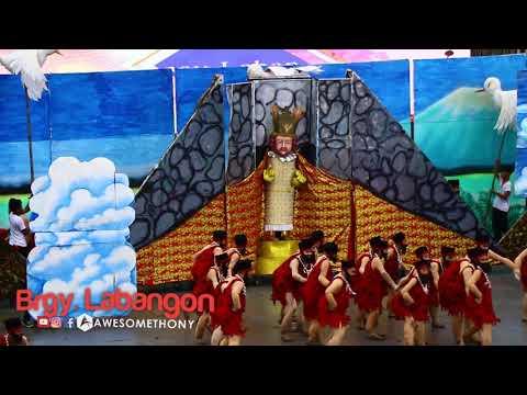 Brgy. Labangon - 2nd Place - Sinulog Festival 2020 Tribu sa Kabataan