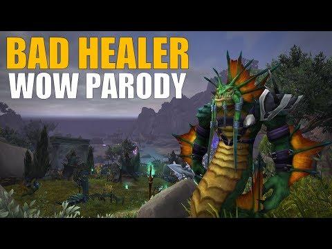 Sharm ~ Bad Healer