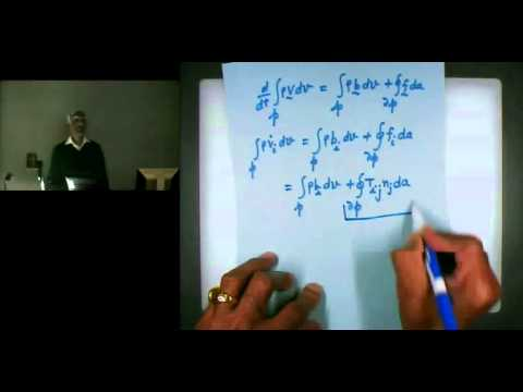 Introduction to Continuum Mechanics Lecture #24