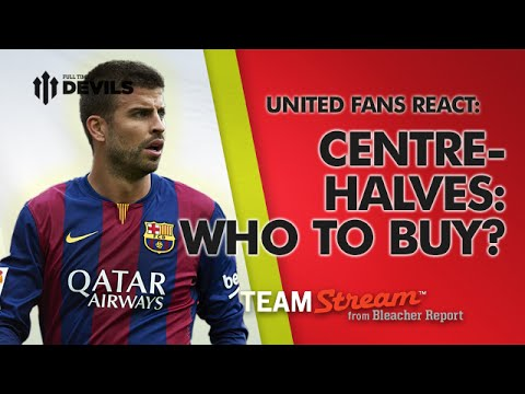 buy - If we need new centre-halves, who should we buy in the next transfer window? Subscribe, FREE, for more MUFC: http://bit.ly/DEVILSsub Download Team Stream app from Bleacher Report: http://bleacherre...