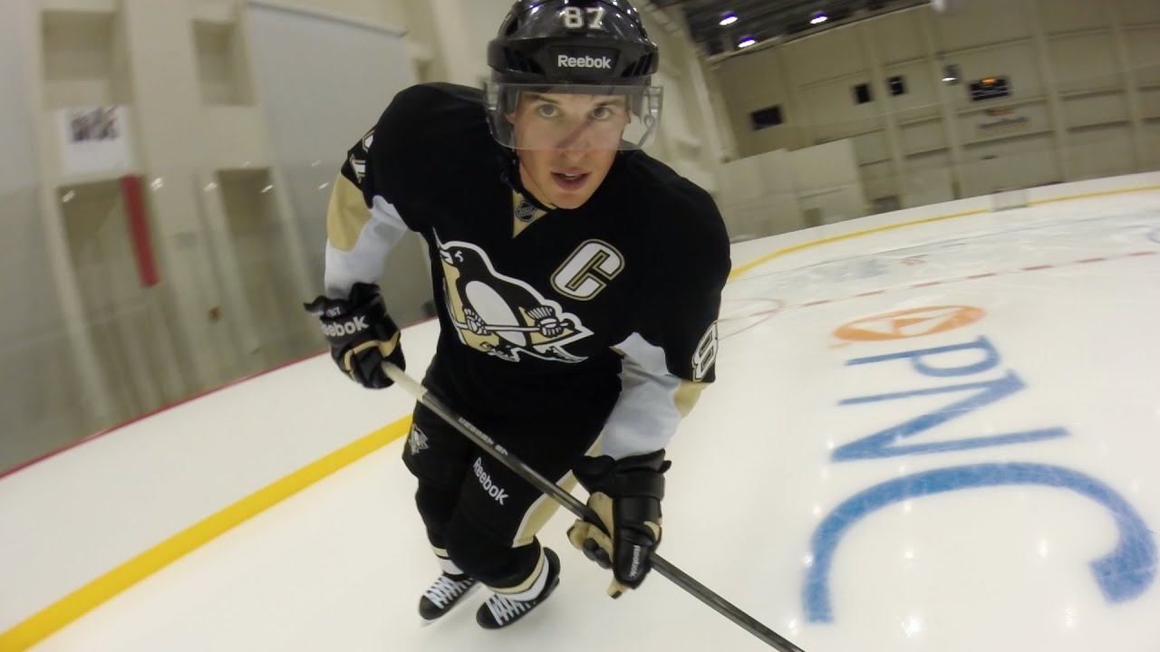 GoPro: On the Ice with Sidney Crosby – Episode 1