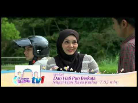 Video Promo drama bersiri 'Dan Hati Ini Pun Berkata' di TV1 (mulai 2 Syawal) download in MP3, 3GP, MP4, WEBM, AVI, FLV January 2017