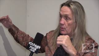http://www.vintagerock.com - Vintage Rock's Junkman talks with drummer Nicko McBrain of Iron Maiden on Sunday,, January 22 ...
