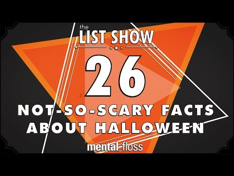 26 NotSoScary Facts About Halloween