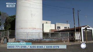 Obras na avenida Daniel Pacífico pode deixar bairros sem água