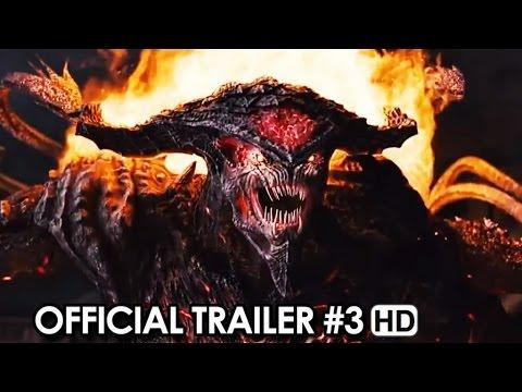 Zhong Kui Snow Girl and The Dark Crystal Trailer #3 (2015) - Li Bingbing Movie HD