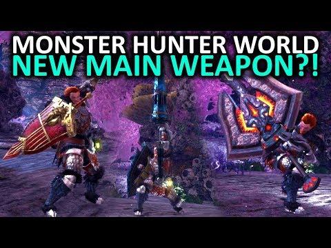 Monster Hunter World - My New Main Weapon ?!