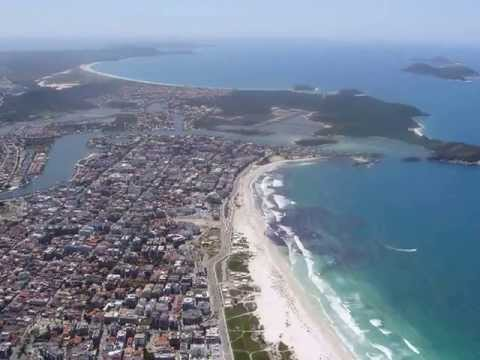 parapente buzios x arraial do cabo