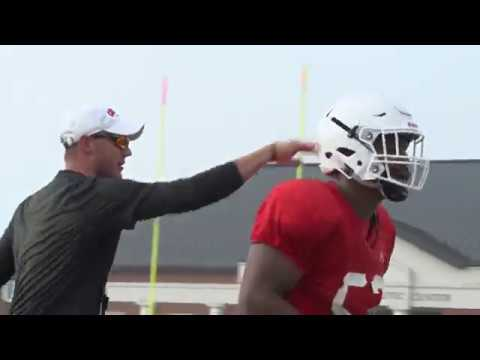 Campbell Football - 2018 Fall Camp | Scrimmage 1