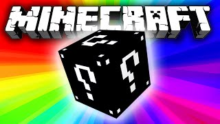 Minecraft: Lucky Block Black Staircase CHALLENGE! - Lucky Block Mod - Modded Mini-Game