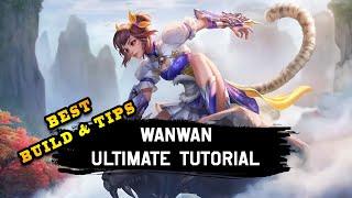 Wanwan Ultimate Tutorial - Build, Emblem & Tips | Mobile Legends