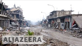 Iraq: 200 bodies pulled from rubble in Mosul