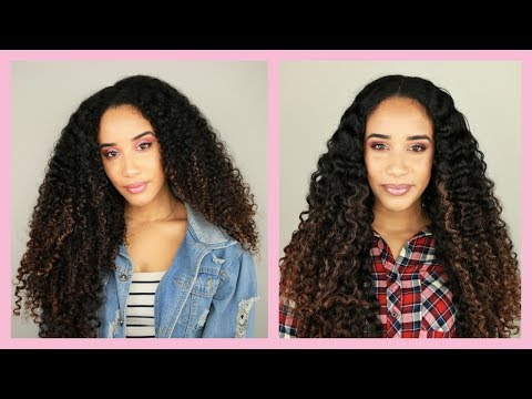 Naturally Curly Hairstyles ft. Aveda