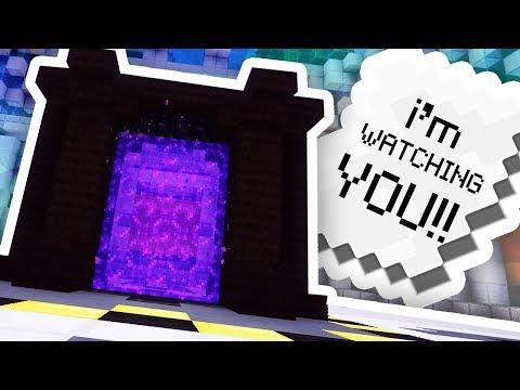 THE WATCHER IS BACK?!?! (Minecraft Misadventures #3) (видео)