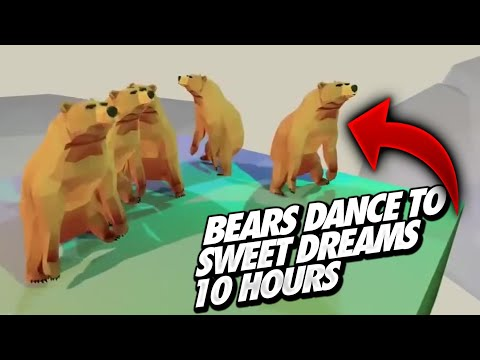 Video Bears Dance to Sweet Dreams 10 Hours download in MP3, 3GP, MP4, WEBM, AVI, FLV January 2017